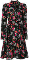 Valentino floral dress - women - Silk - 42