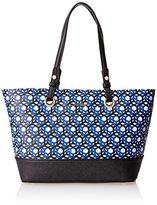 Calvin Klein Monogram Travel Tote Handbag