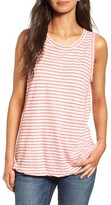 Current/Elliott Women's The Muscle Tee Stripe Tank