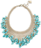 BCBGMAXAZRIA Natural Stone Necklace