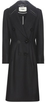Fendi Wool And Cashmere-blend Coat