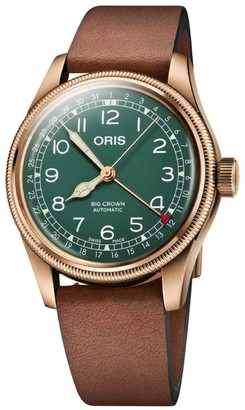 Oris Bronze Big Crown Pointer Date Watch 40mm