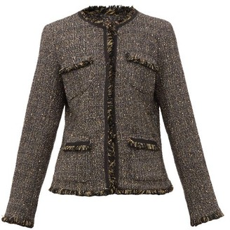 Max Mara Street Jacket - Womens - Black Gold
