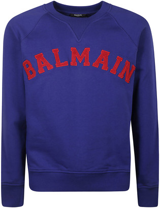 Balmain Chest Logo Sweatshirt