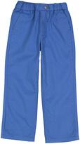 E-Land Kids Blue Fish Chino Pants - Toddler & Boys
