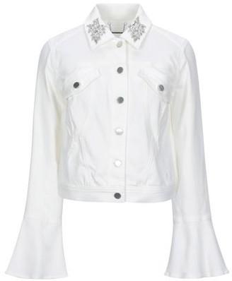 Elie Tahari Denim outerwear