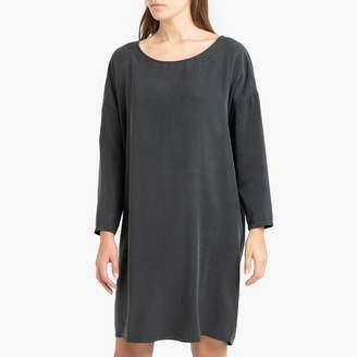 American Vintage Nalastate Long-Sleeved Shift Dress