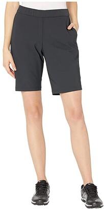 Nike 10 Flex UV Victory Shorts (Black/Black) Women's Shorts