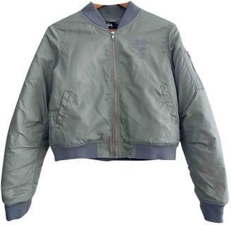 Stussy Grey Polyester Jackets