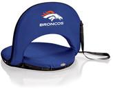 Picnic Time Denver Broncos Oniva Seat