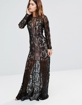 The Jetset Diaries Yasmine Maxi Dress