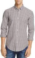 HUGO BOSS Rikard Check Slim Fit Button-Down Shirt