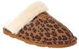BearPaw Women's Loki Suede Slipper.