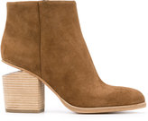 Alexander Wang Gabi ankle boots - women - Leather/Calf Suede - 35