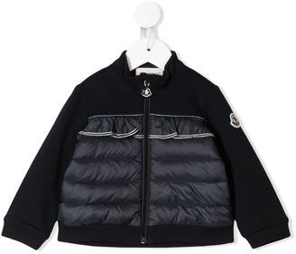 Moncler Enfant Frill Padded Jacket