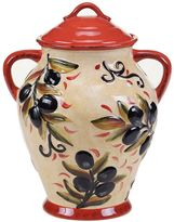 Certified International Umbria Biscotti Cookie Jar