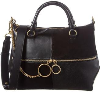 See by Chloe Emy Medium Leather & Suede Shoulder Bag