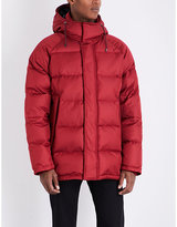 Brioni Puffer Quilted Silk-blend Jacket