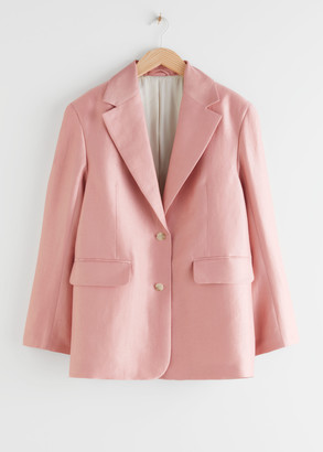 And other stories Boxy Oversized Blazer