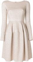 Talbot Runhof Locomotion dress - women - Cotton/Polyamide/Polyester/Spandex/Elastane - 38