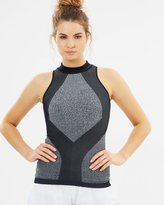 adidas Seamless Turtle Neck Tank