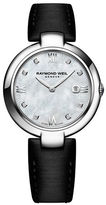 Raymond Weil Satin Strap Watch