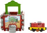 Fisher-Price Thomas & Friends Take-n-Play SALTY AT THE DOCKS Train
