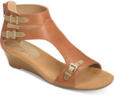Aerosoles Yet Another T-Strap Wedge Sandals