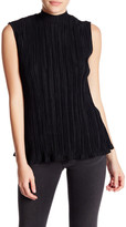 Romeo & Juliet Couture Sleeveless Turtleneck Shirt