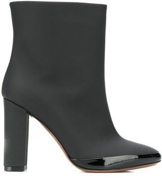 L'Autre Chose Almond Toe Boots
