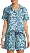 BedHead Wild Kingdom Shorty Pajama Set