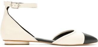 Sarah Chofakian Leather Sandals