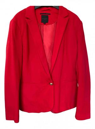 Silvian Heach Red Cotton Jackets