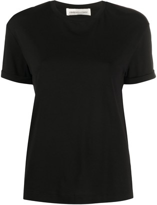 Lamberto Losani plain basic T-shirt