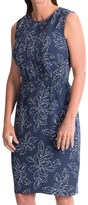 Pendleton Janis Rayon Crepe Printed Dress - Sleeveless (For Women)
