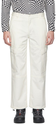Phipps White Patrol Trousers
