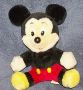 Cartoonfansclub Walt Disney World Mickey Mouse Bobble Head [Toy]