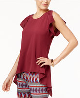 Cable & Gauge Asymmetrical Top