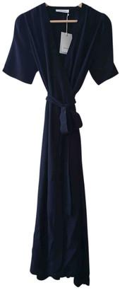 Samsoe & Samsoe Navy Viscose Dresses