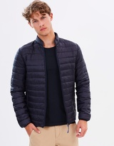 Scotch & Soda Classic Quilted Jacket