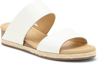 Lucky Brand Wyntor Wedge Slide Sandal