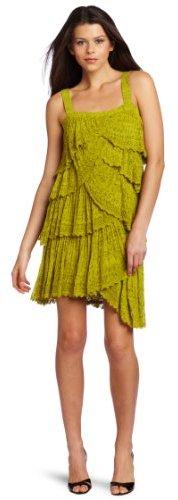 Betsey Johnson Women's Ruffle Dress