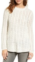 Velvet by Graham & Spencer Women's Cable Knit Sweater