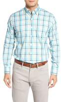 Peter Millar Classic Fit Crown Ease Kohala Check Sport Shirt
