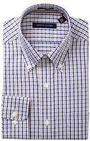 Tommy Hilfiger Plaid Print Regular Fit Dress Shirt