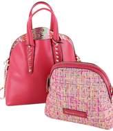 Trussardi Aspen Faux Leather Bag