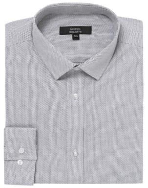 George Grey Printed Regular Fit Long Sleeve Shirt