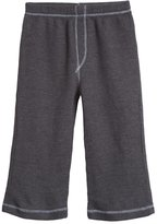 City Threads Soft Thermal Contrast Pull-Up Pant - Purple-18 - 24 Months