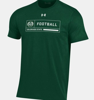 Under Armour Men's UA Performance Cotton Collegiate T-Shirt