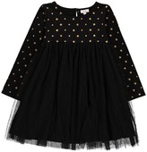 ZEF Tulle stars dress